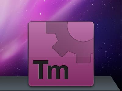 TextMate Icon textmate icon mac osx