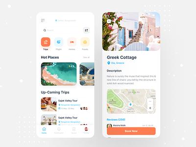 Travel App UI flights booking app booking ui8 uikit kit travel app travel app design designer design application inspiration interface uidesign user interface uiux ux ui app