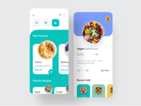 Cooking UI App