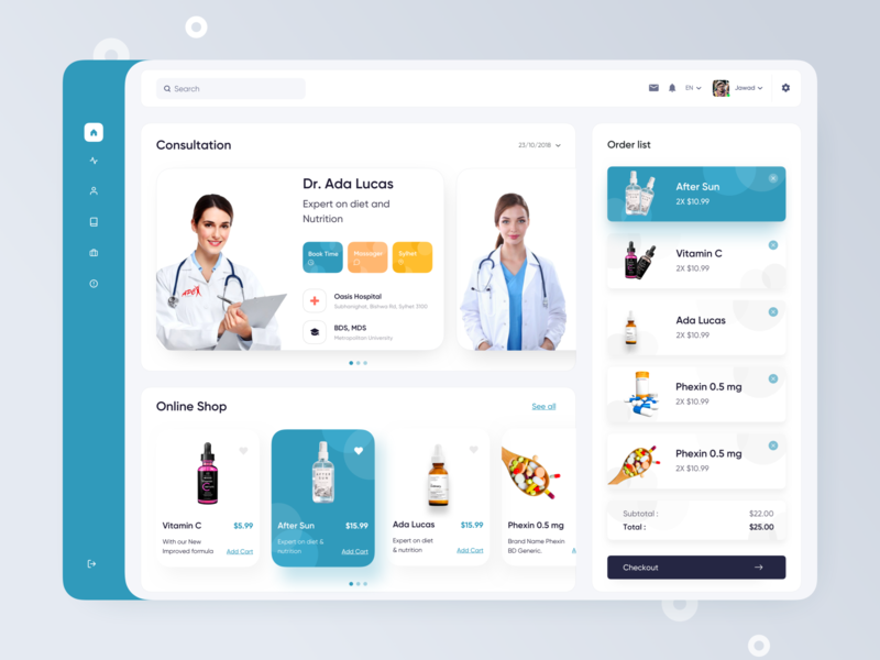 Medicine Web UI education colorfull ecommerce dashboard app concept conceptual design colorful app websites website webapp doctor appointment medicines medicine app medical webapp medical app 2020 trend 2020