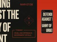 Defending Against The Tyranny of Urgent | Sermon Graphic