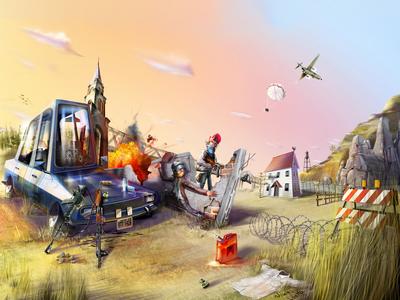 Game - Battlegrounds