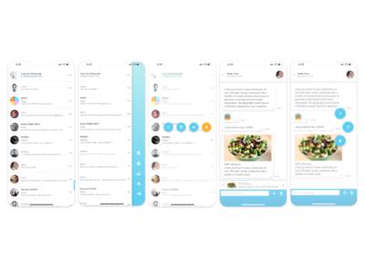 internal messenger  Kavano Project