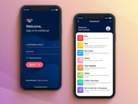 Trading App Design