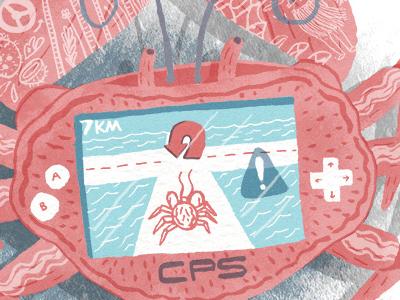 Crab gps