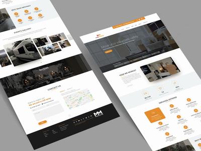 Web page demo