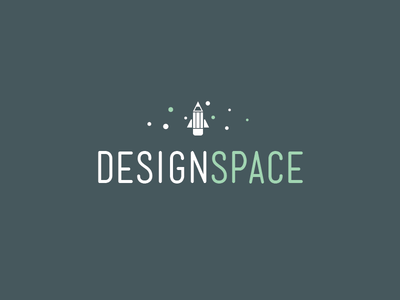 Design Space branding typography space