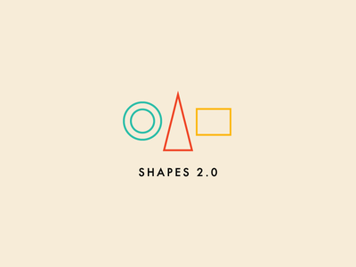 Shapes 2.0 shapes simple
