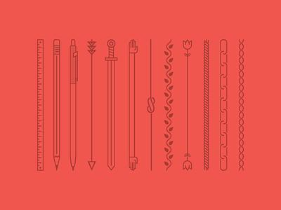 Lines 2.0 studio lines simple