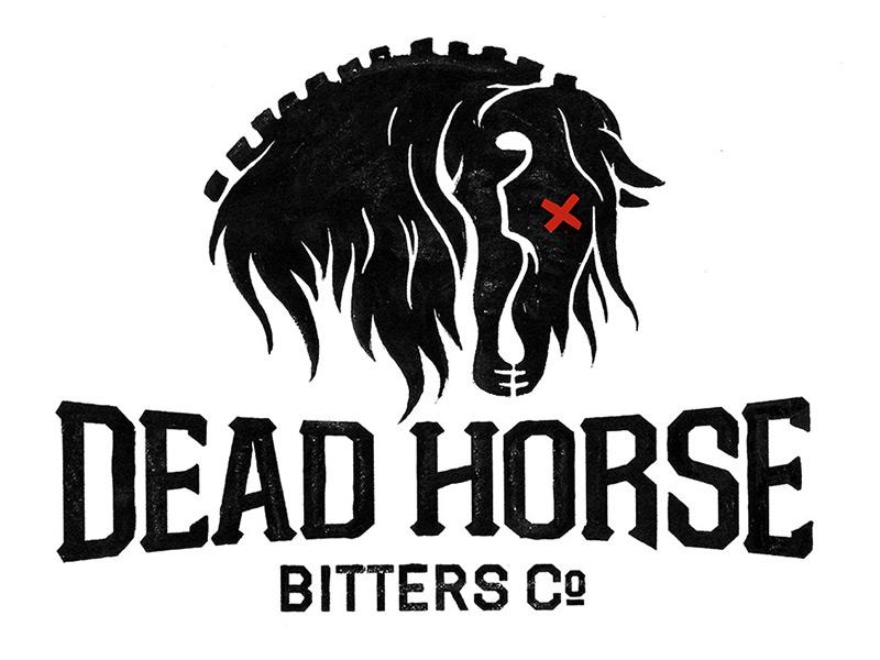 Dead horse logo dribbble