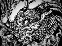 Warbird - Inked