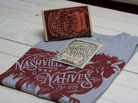 The Nashville Natives - tee