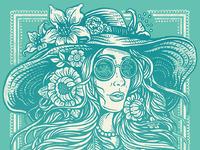 Hippie design web