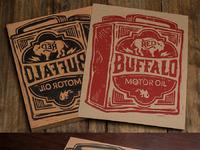 Red buffalo process