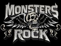 Monsters of Rock Logo