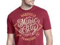 Music city male model
