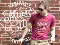 Music City - Nashville Tennessee