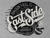 East Side - Tee Design