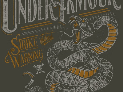 Under Armour - Strike without Warning