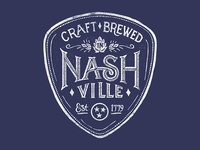 Craft Brewed in Nashville