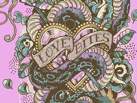 Love Bites Colored