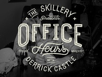 Office Hours with Derrick Castle