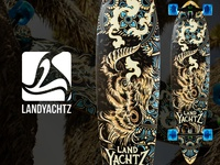 Landyachtz - Buffalo Totem