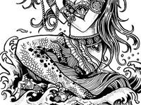 Cambodian Mermaid