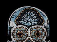 Sugar skull art web2