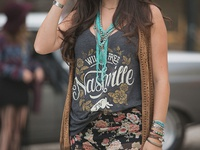 Wild & Free Nashville - Tank top