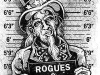 Uncle Sam - Rogues & Royalty
