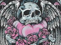 Lethal Angel - Crossbones