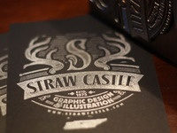 Strawcastle Stamp