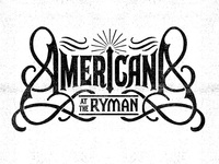Americana at the Ryman