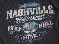 Nashville Code-Slinger Tee