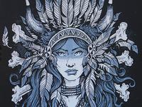 Native Beauties - Warpaint
