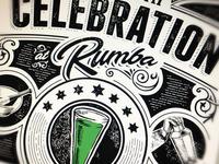 Birthday Celebration Invite