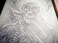 Loco Bandito - Sketch