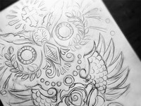 Owl print process