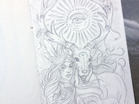 Mother Nature - Sketch
