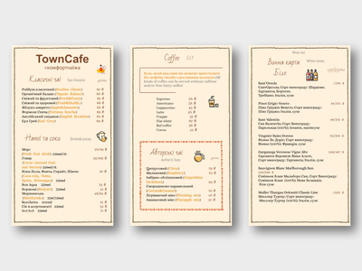 TownCafe marketplace ux design mobile mobile app userinterface colorful typogaphy clean user card interface minimal illustration activity cards app ui design graphic ux ui