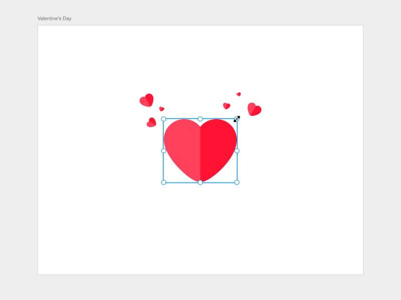 Design your love - Valentine's Day amore illustration valentines day love