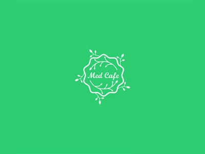 Med Cafe.Jpg design logo natural old vintage