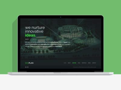 Architect Homepage