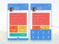 Hospital App Dashboard