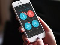 SportsTech Mobile Website