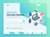 Domain Search Project