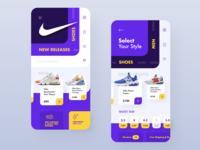 Nike Store App