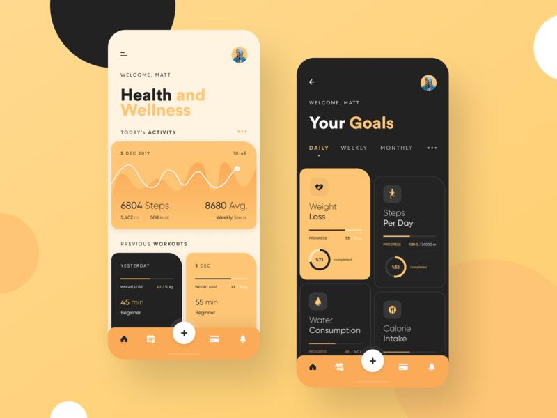 Health App