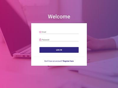 UI Design for platform to evaluate and manage projects management tool web design ux ui ui design